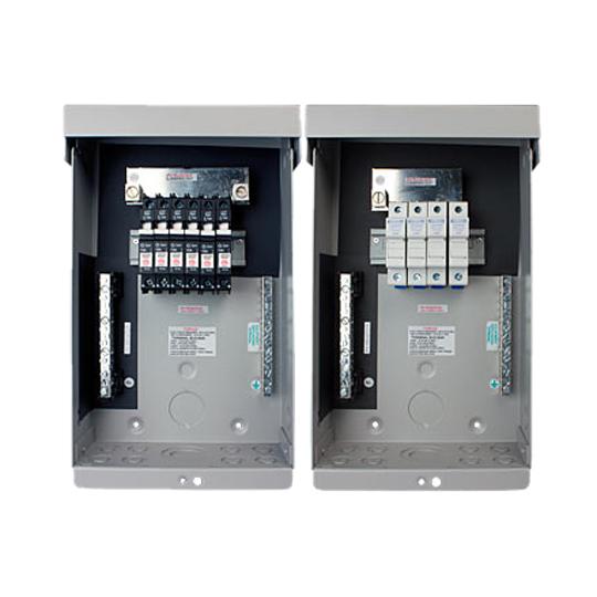 MidNite Solar 6-String PV Combiner Box