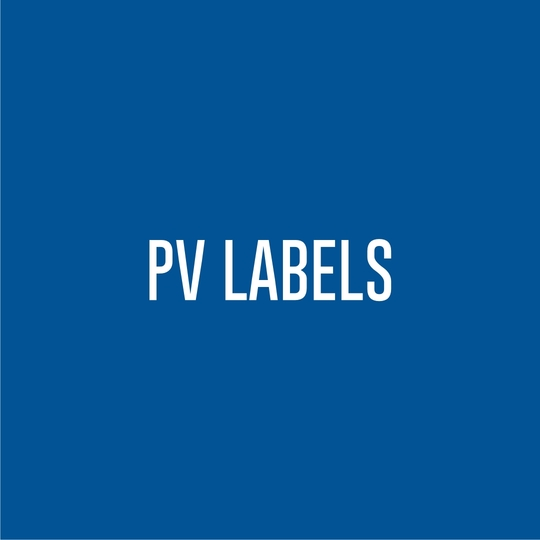 PV Labels