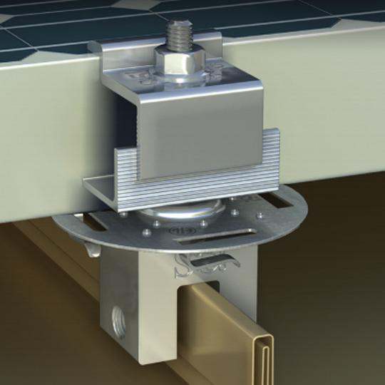 S-5! Metal Roof Innovations S-5-PV EdgeGrab(TM) Kit