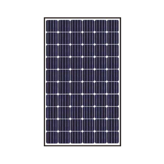 S-Energy America 40 mm 295 Watt SN-Series 60-Cell Mono-Crystalline PV Module with All Black Design