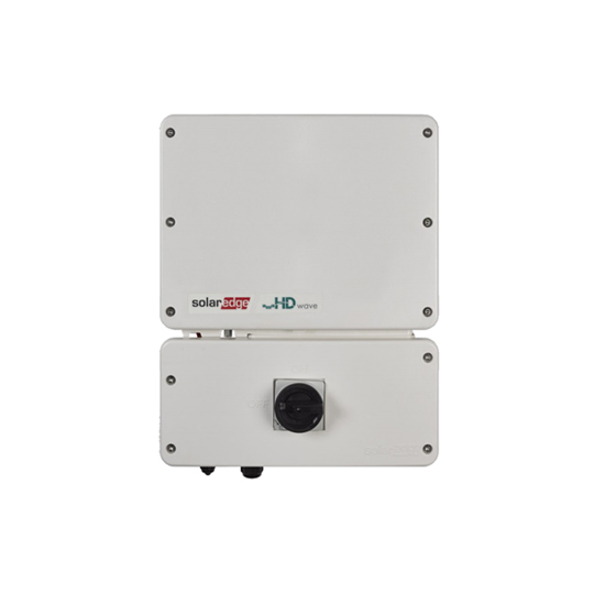 SolarEdge Technologies 11.4 Kilowatt SetApp Enabled Single Phase Inverter with HD-Wave Technology & RGM (-40?C)