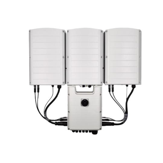 SolarEdge: SolarEdge, SE43.2, SE66.6 & SE100KUS Grid Tied Inverters Secondary Inverter(s), (add Primary Invert