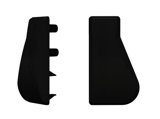 IronRidge XR-10-CAP End Caps, Qty 10 (Qty 20 total)