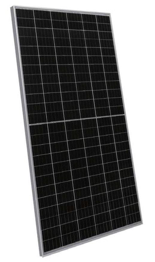 Jinko Solar 390W 144 Half-Cell Mono SLV/WHT 1500V Solar Panel, JKM390M-72HL-V