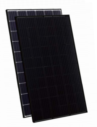 JinkoSolar Eagle 305W 60 Cell Mono PERC 1000V BLK/BLK Solar Panel, JKM305M-60BL