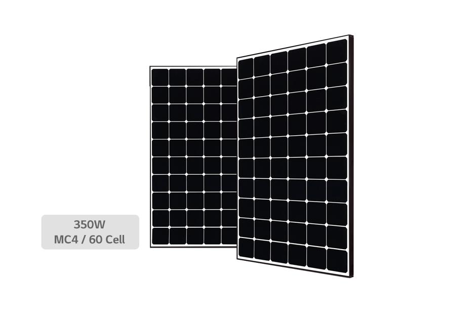 LG LG350Q1C-A5 NeON R 350W Mono BLK/WHT 1000V Solar Panel