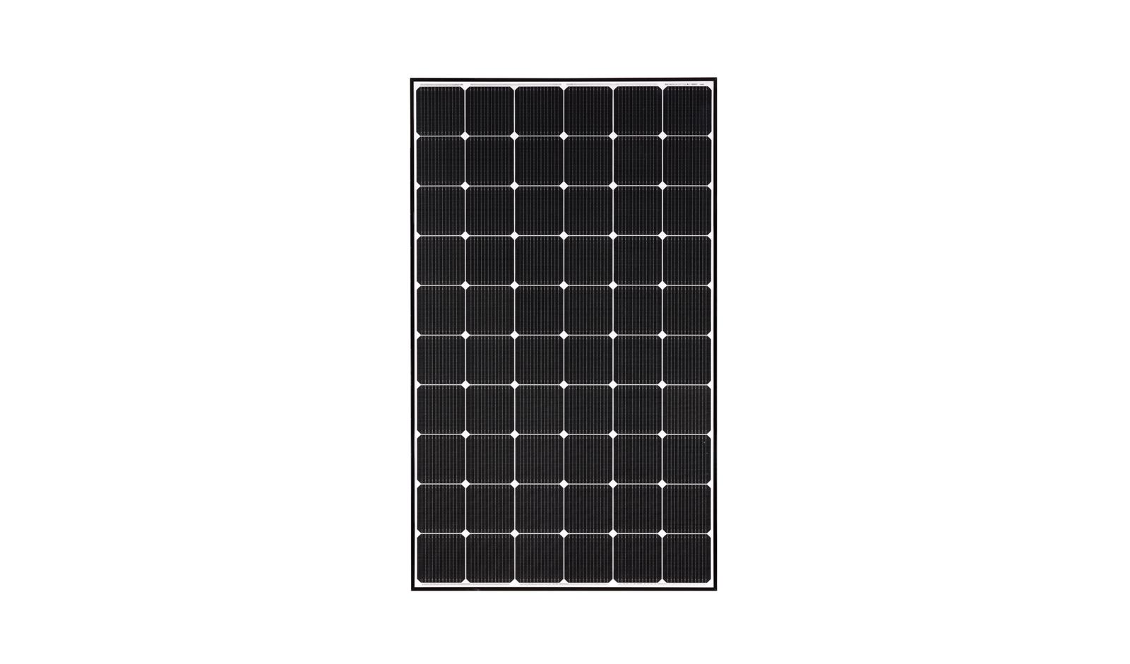 LG NeON 2 350W 60 Cell Mono 1000V BLK/WHT Solar Panel, LG350N1C-V5
