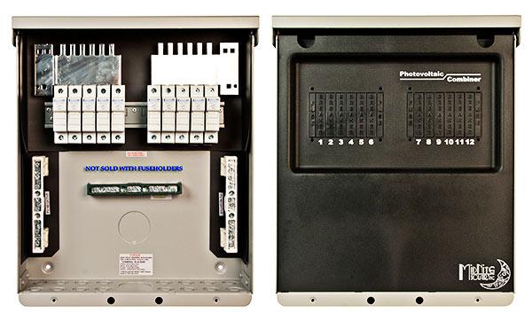 MidNite Solar MNPV10-1000 Combiner