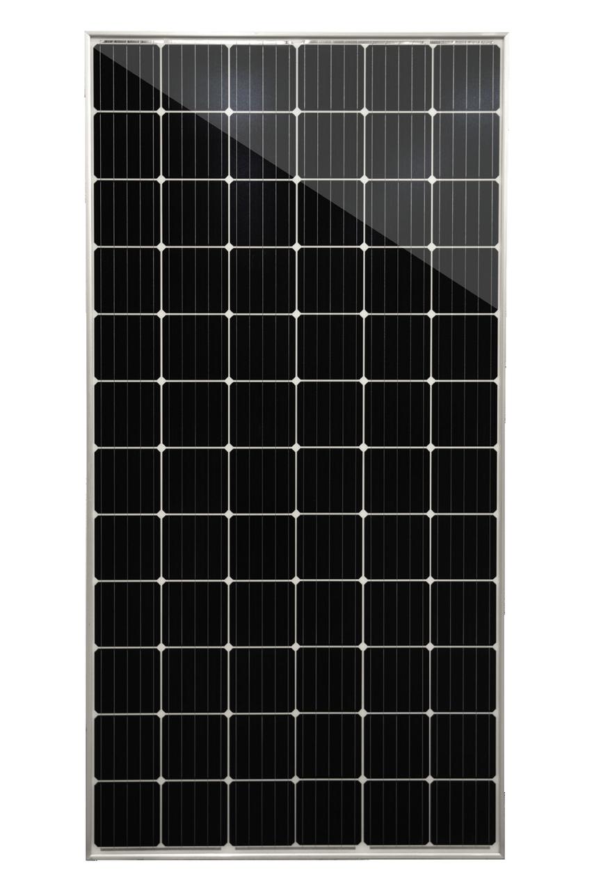 Mission Solar Energy 385W 72 Cell PERC SLV/WHT 1500V Solar Panel, MSE385SR9S