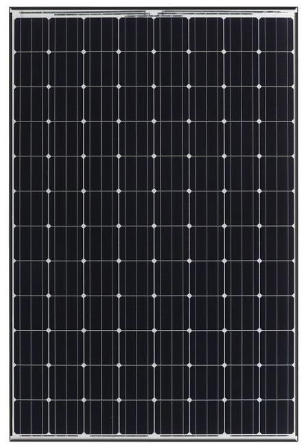 Panasonic HIT Power VBHN340SA17 340W Mono BLK/WHT Solar Panel