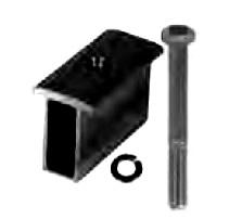 ProSolar C275IMC-B 2.75 inch Black Mid Clamp 1 pc