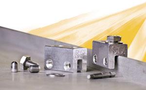S-5! S-5-E Clamp for Euro-style Double Folded Seam