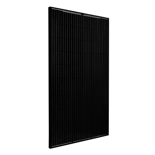 Silfab 320W 60 Cell Mono BLK/BLK 1000V Solar Panel, SIL-320 NL