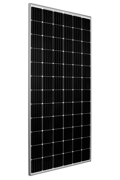 Silfab 380W 72 Cell Mono SLV/WHT 1000V Solar Panel, SIL-380 NT