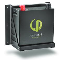 SimpliPhi 3.2kWh 24V High Output LFP Battery