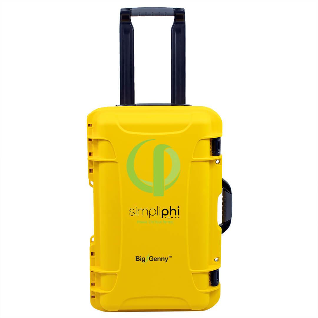 SimpliPhi Big Genny 1200 Wh 12V Emergency Kit BG-1200-12-EK