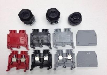 SolaDeck 01612 AC PASS-THRU 2 Circuit Kit Terminal Block