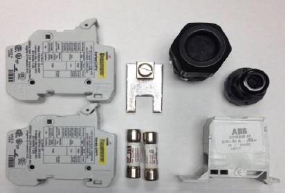 SolaDeck 0786K-4C 4-String DC Combiner Kit