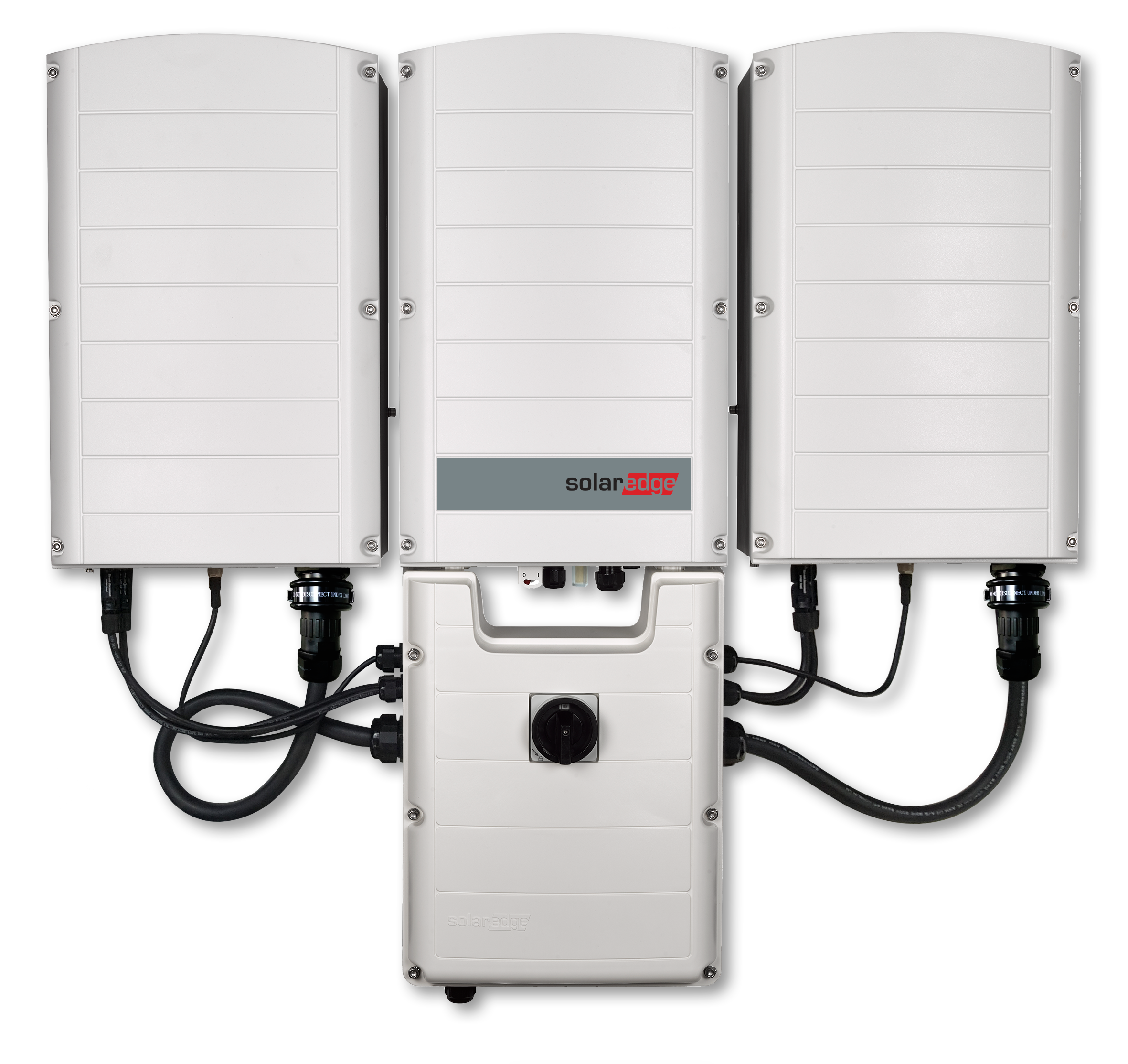 SolarEdge 100kW 277/480V 3-Phase Inverter (Primary) SE100K-USRP0BNU4