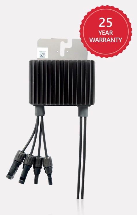 SolarEdge 800W/83V Rail Mounted Dual Input Power Optimizer, P800P