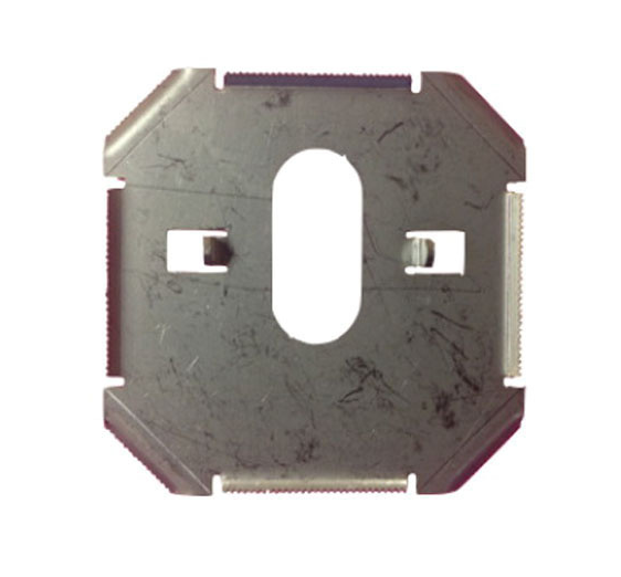 SolarEdge SE-GNDPLATE-100 SolarEdge Grounding Plate kit for 100 power optimizers