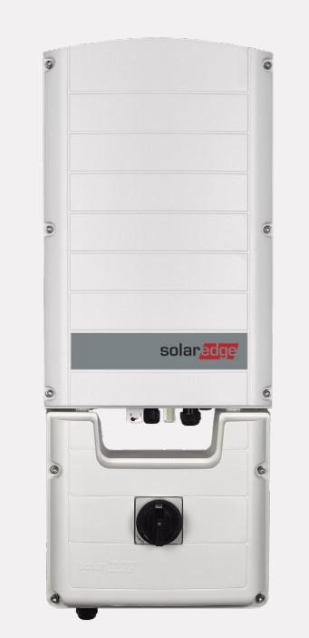 SolarEdge SetApp 30kW 480V 3-Phase Inverter, SE30K-USR48BNU4