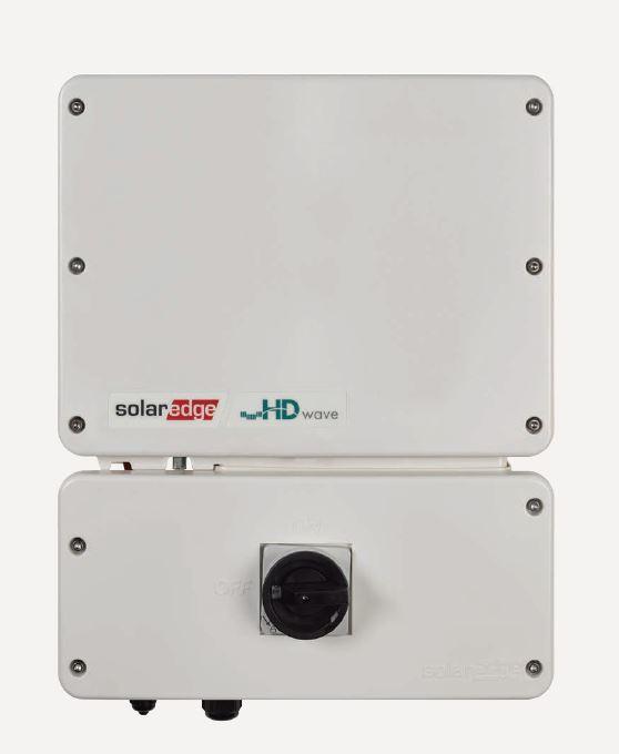 SolarEdge SetApp 6kW 240/208V 1-Phase Inverter, SE6000H-US000BNU4