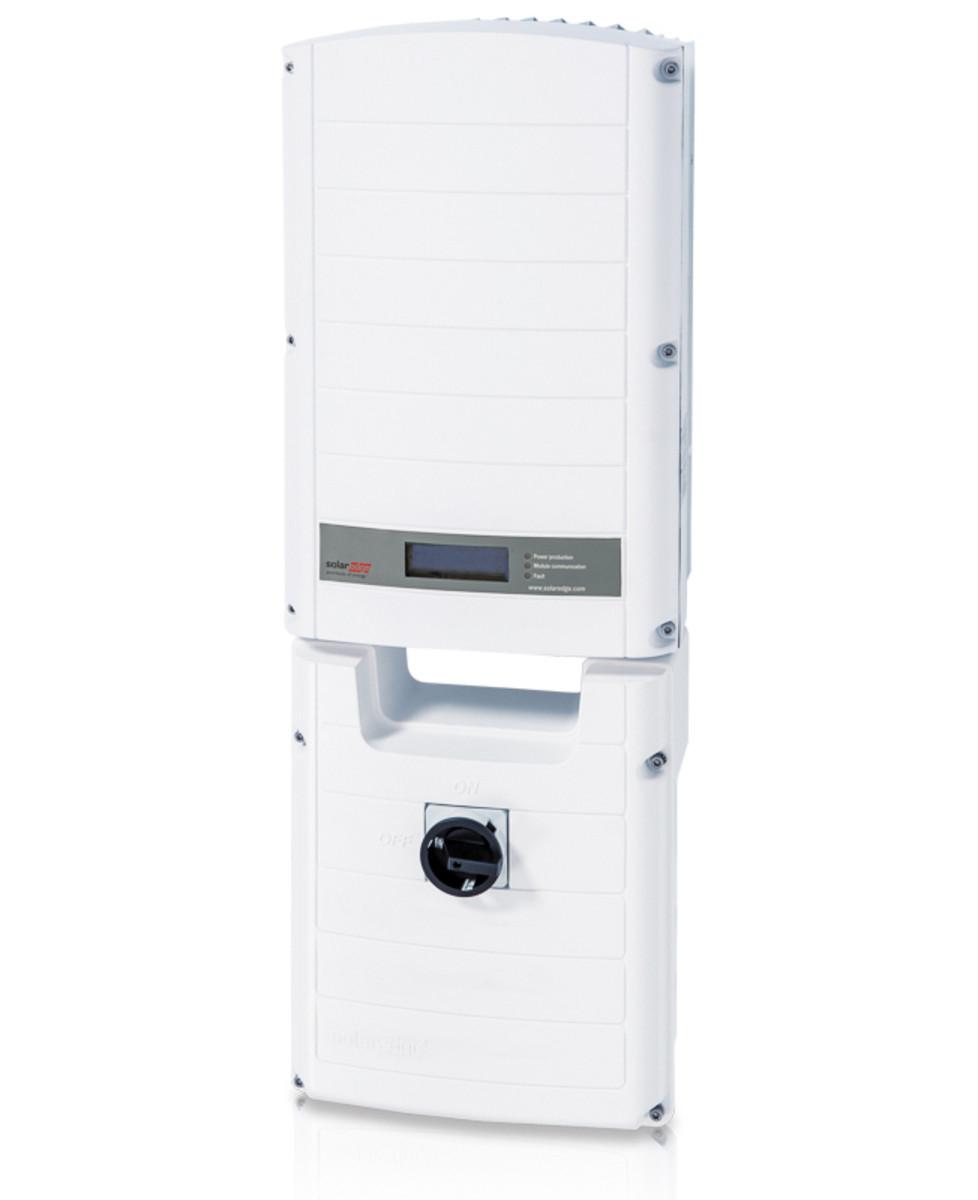 SolarEdge StorEdge 7.6kW HP Inverter w/ 5YR GSM SE7600A-USS20NHB2