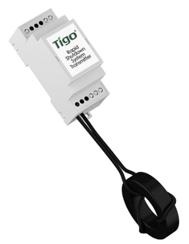 Tigo Energy RSS Outdoor Transmitter Kit for TS4-F, Single Core, 492-00000-10