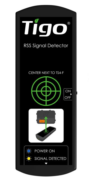 Tigo Energy RSS Signal Detector, 400-00900-00