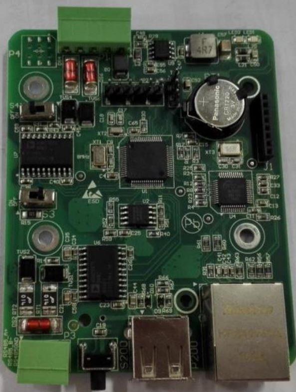 Yaskawa-Solectria Solar Ethernet Network Card for PVI 50-60TL