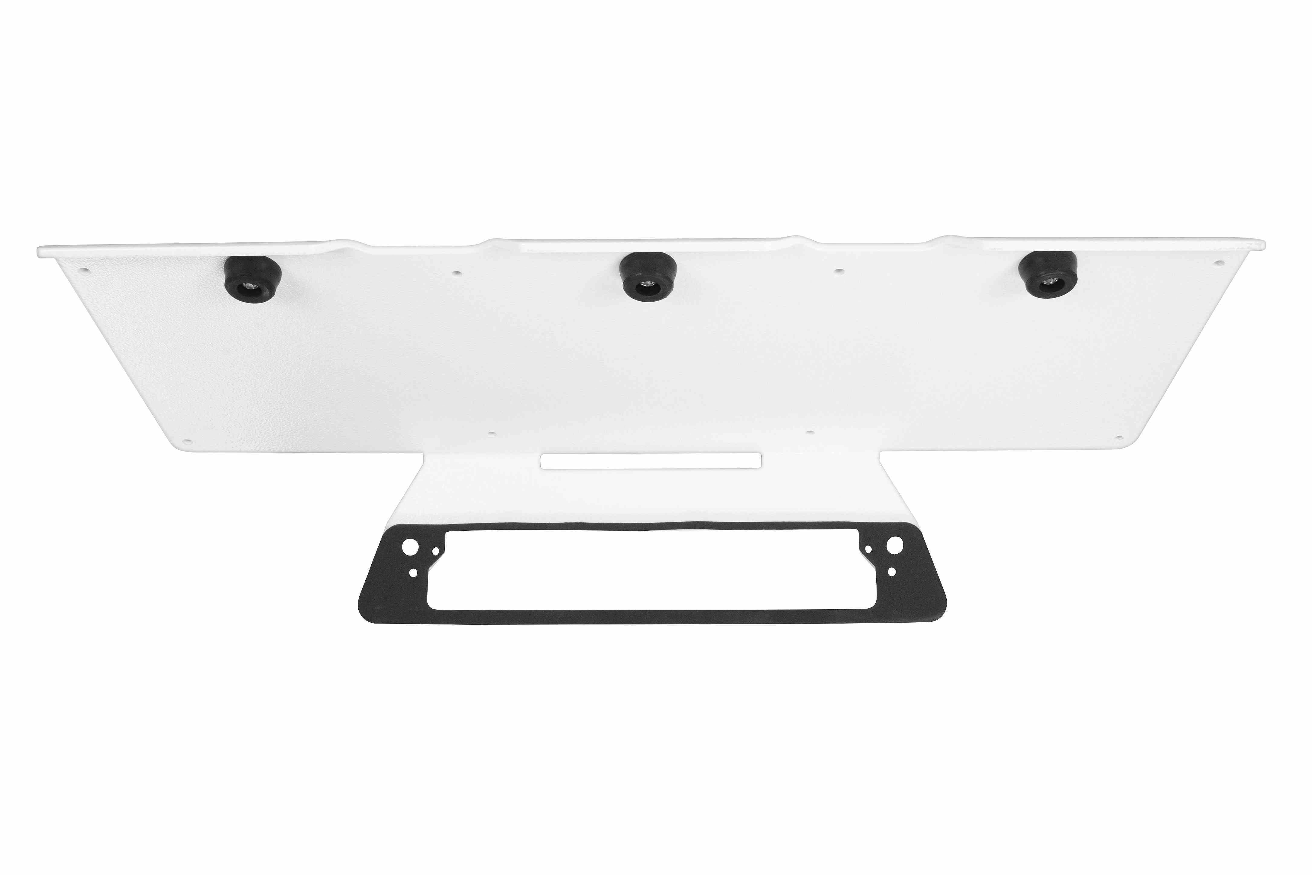 2018 Chevrolet Silverado 1500 Permanent, No-Drill Mounting Plate