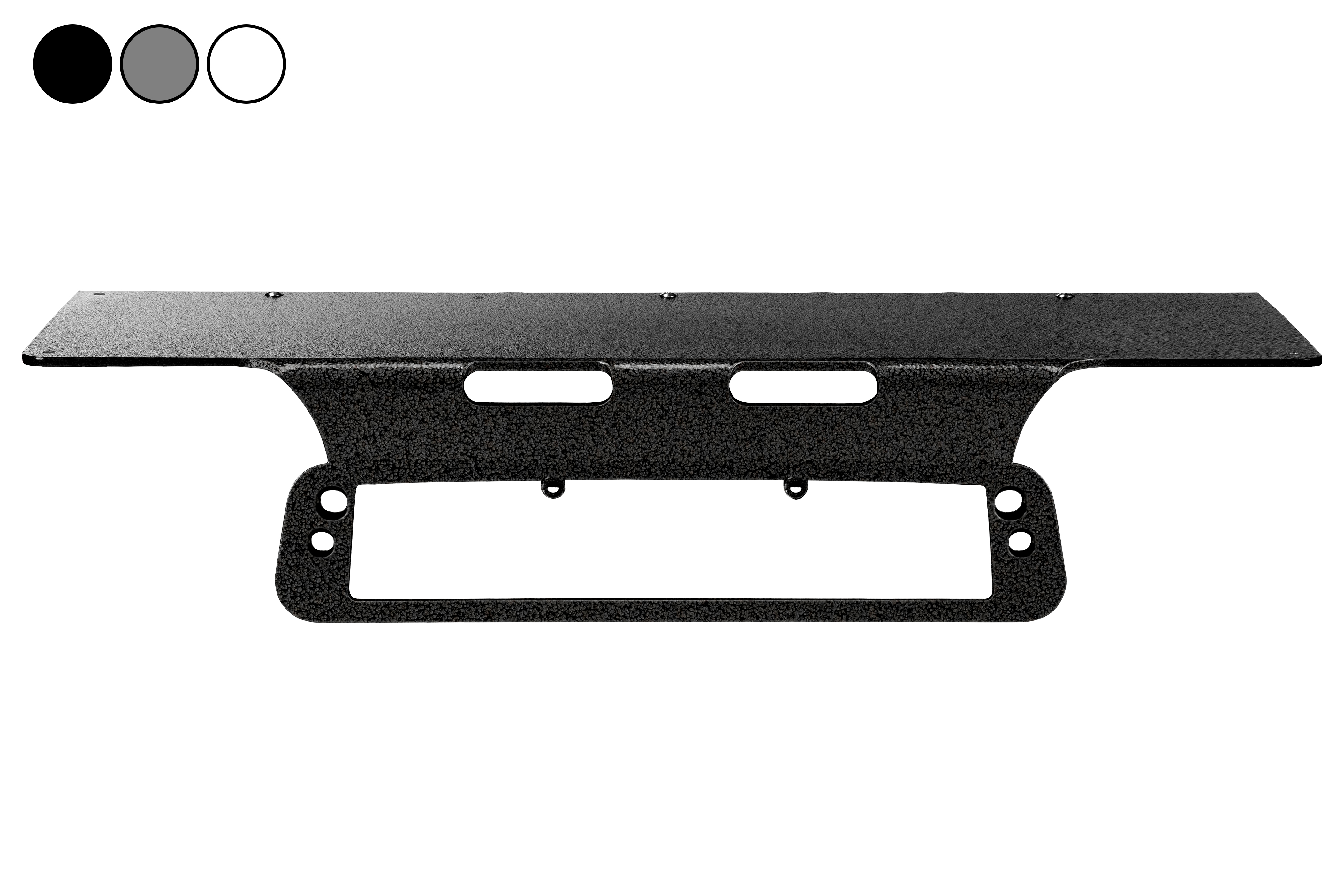 2019 Dodge Ram 1500 Permanent, No-Drill Mounting Plate