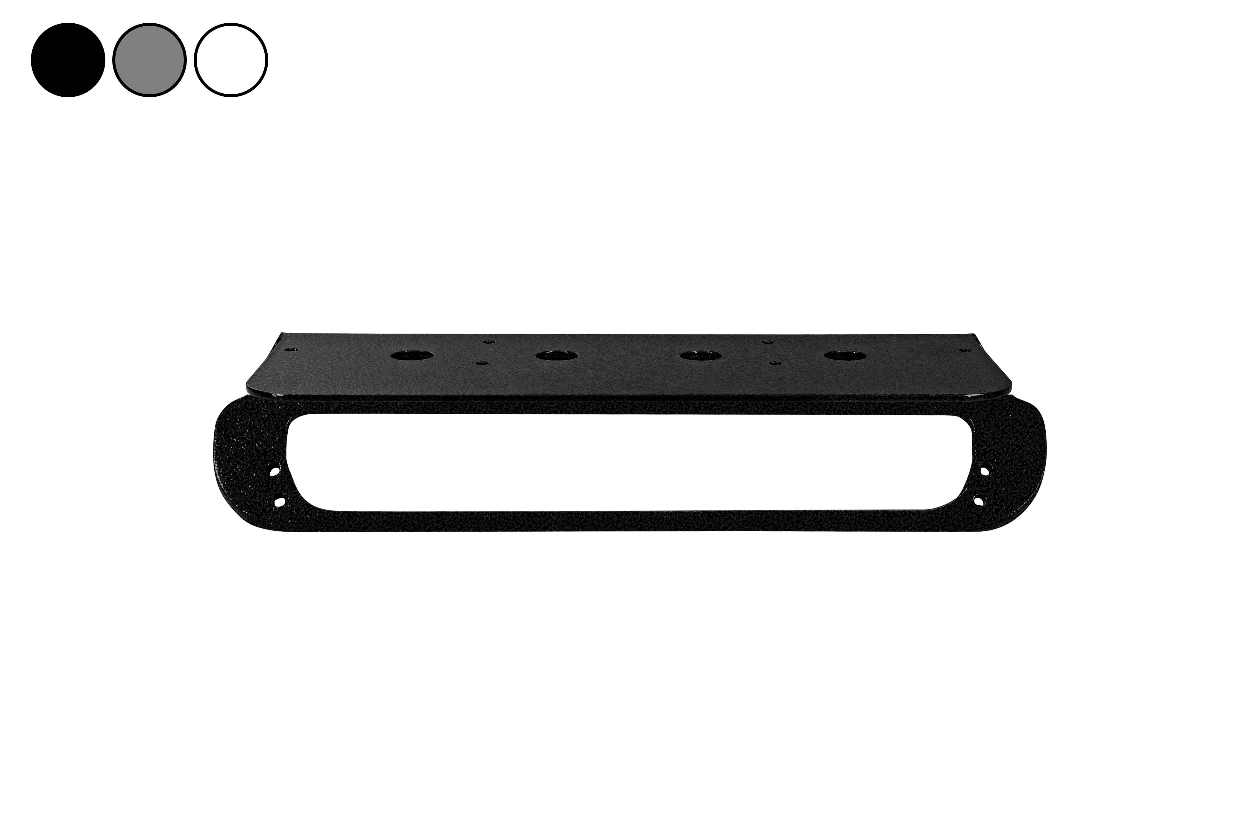 Antenna Permanent Mounting Plate for 2012 Chevrolet Silverado 1500 Truck