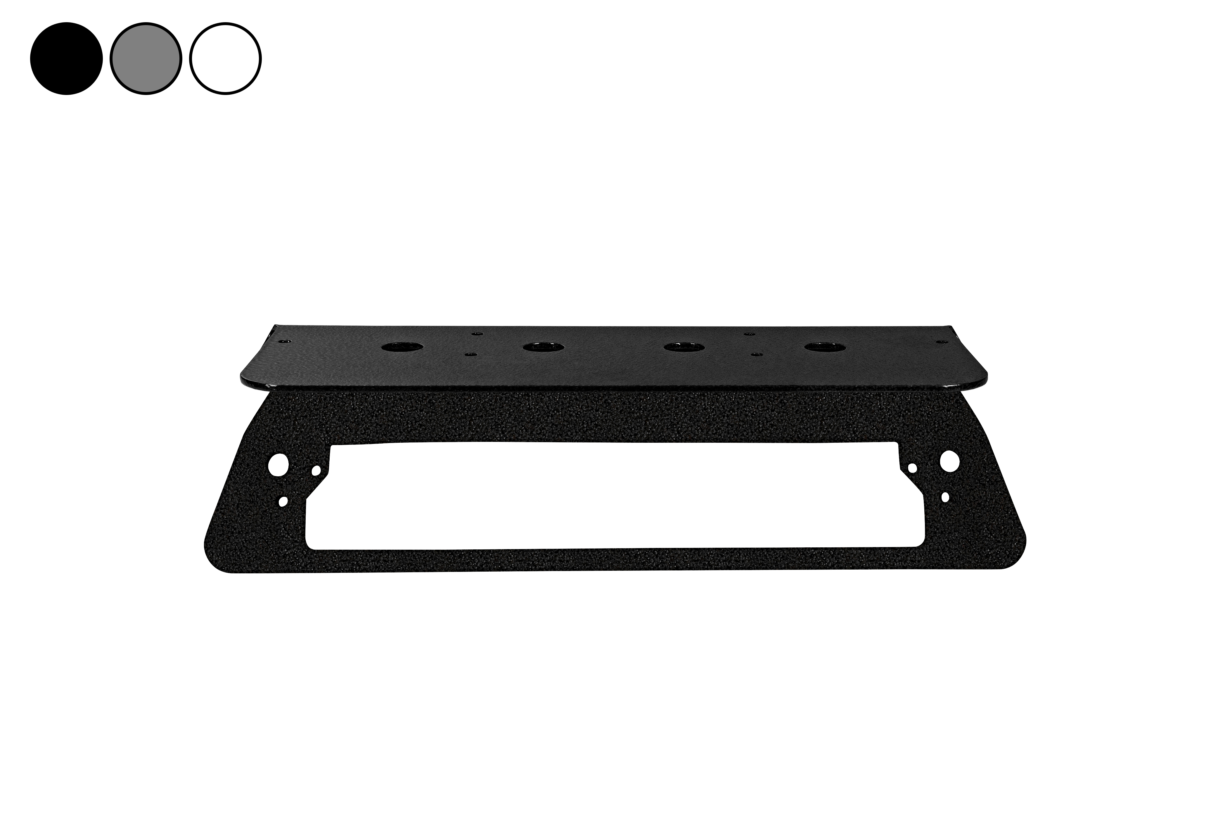 Antenna Permanent Mounting Plate for 2015 Chevrolet Silverado 3500 Truck