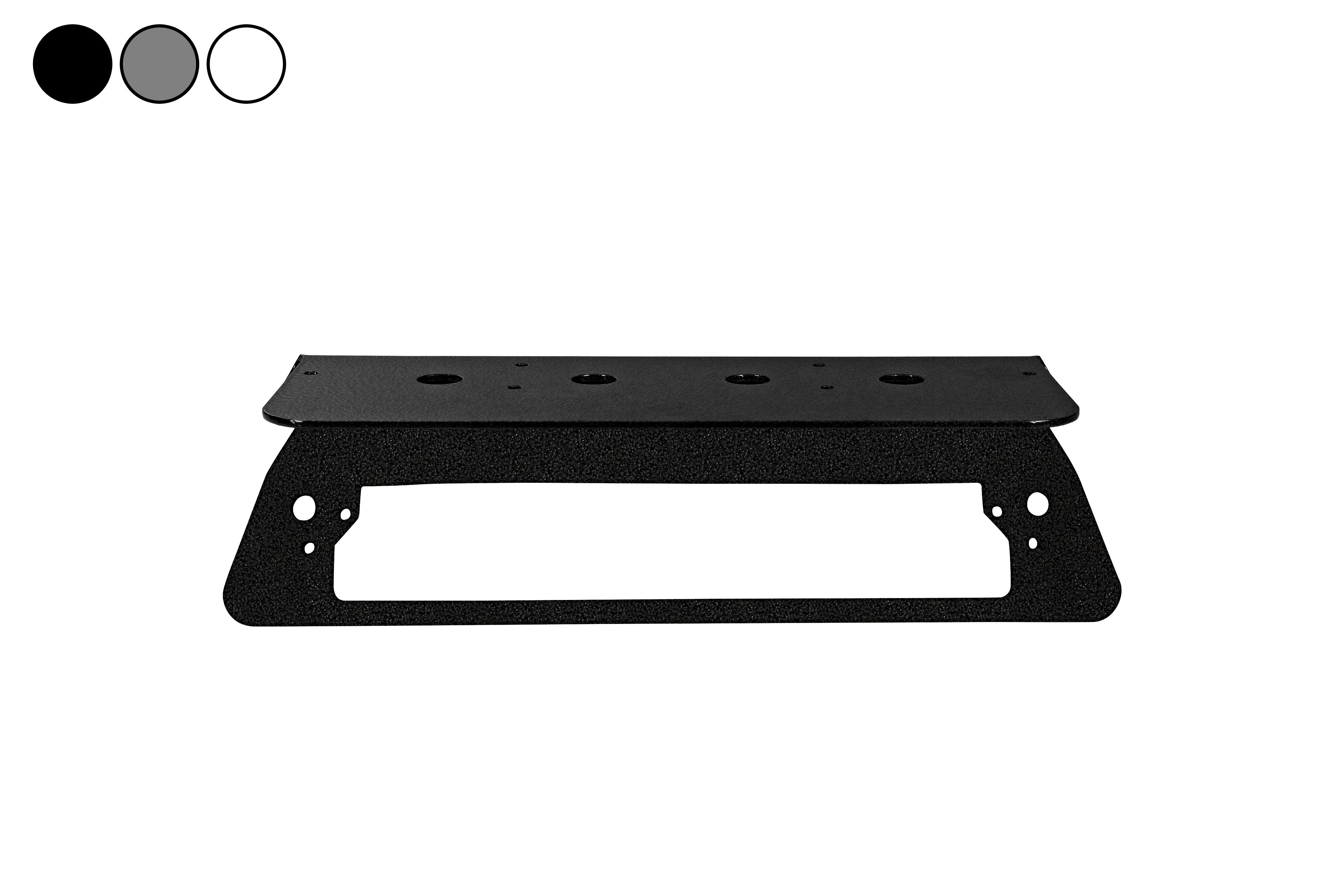 Antenna Permanent Mounting Plate for 2016 Chevrolet Silverado 1500, 1500HD, 2500HD, 3500HD trucks -