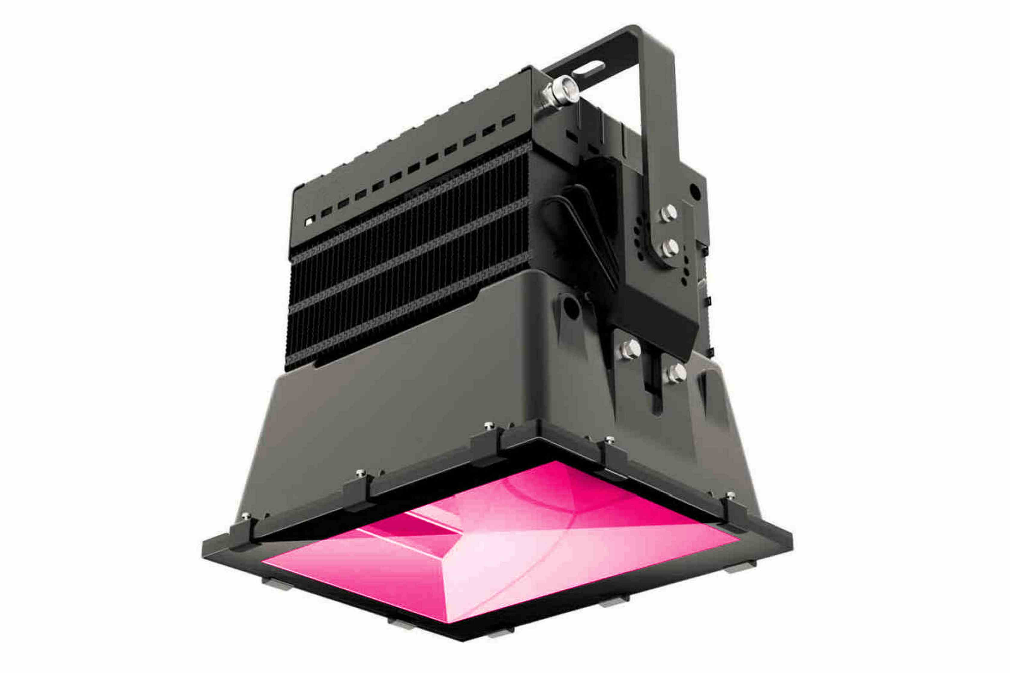 Colored Lenses for GAU-HB-1000W-LED Fixture