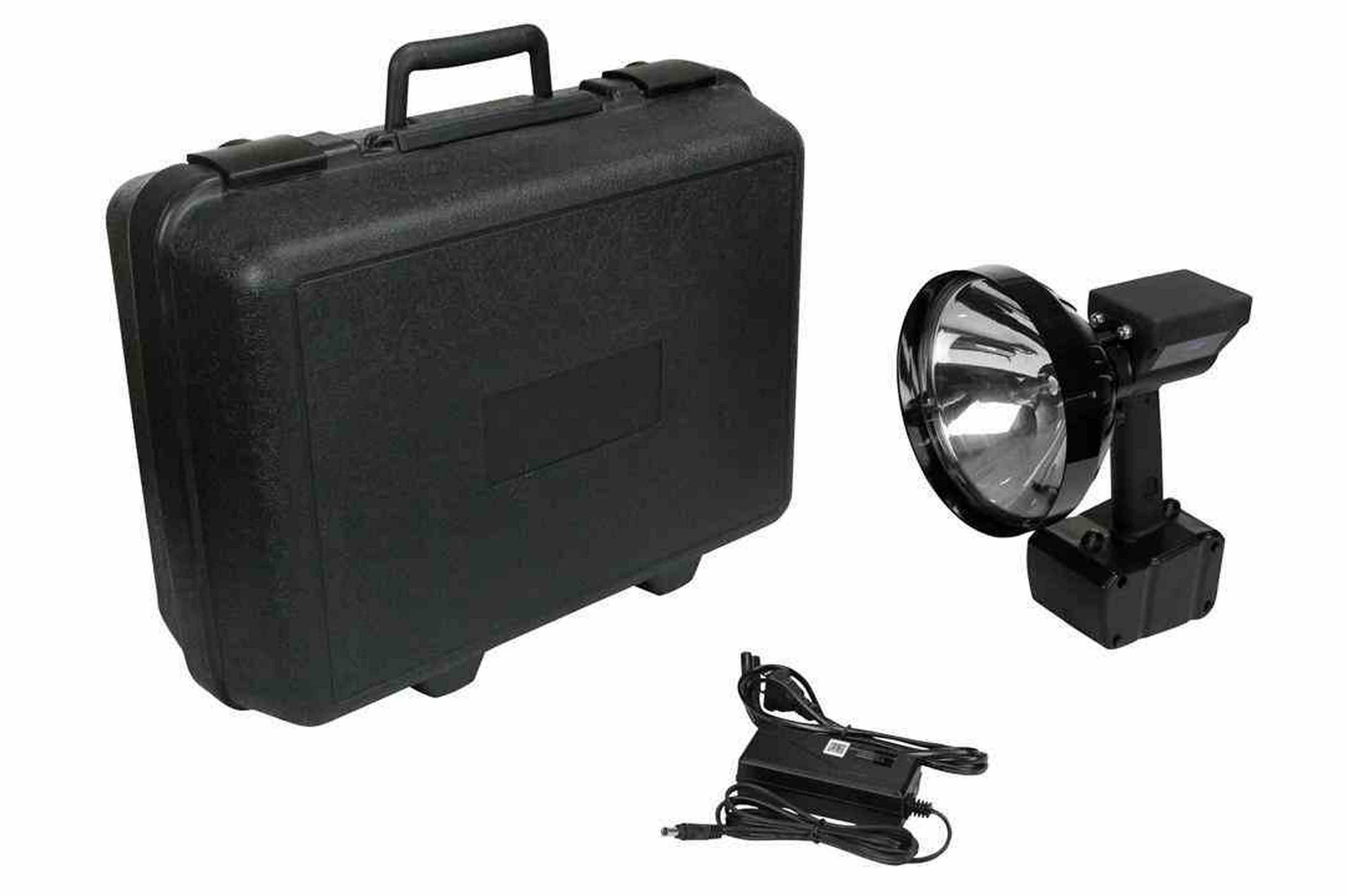 Hard Sided Storage and Transportation Case for HL-85-LED-CPR Handheld Spotlight