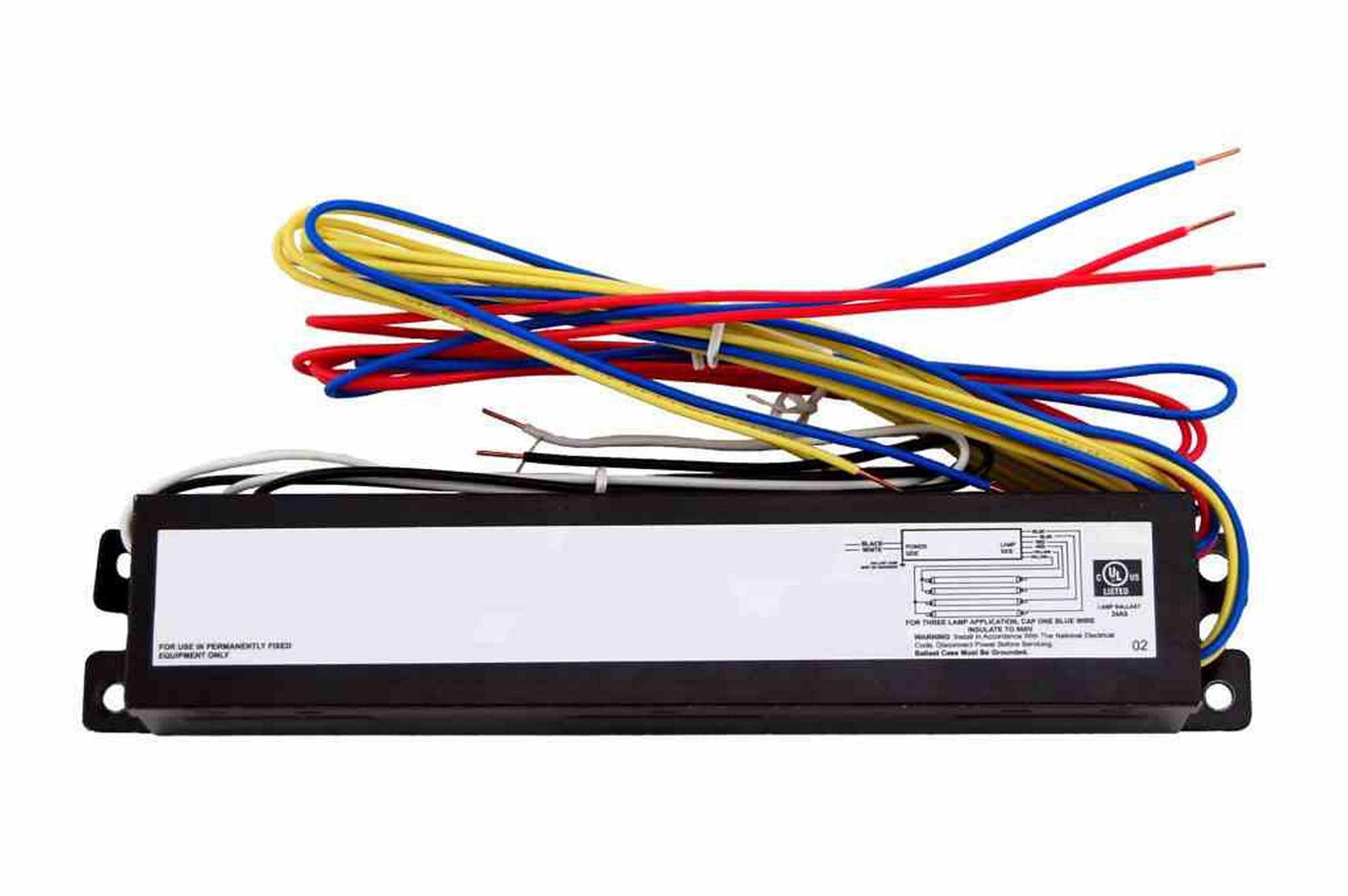 Instant Start Electric T8 Ballast  for (4) 32 Watt Lamps