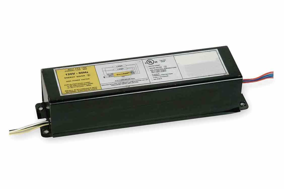 Pre-Heat Magnetic T8 Ballast  for (1) 17 Watt Lamp