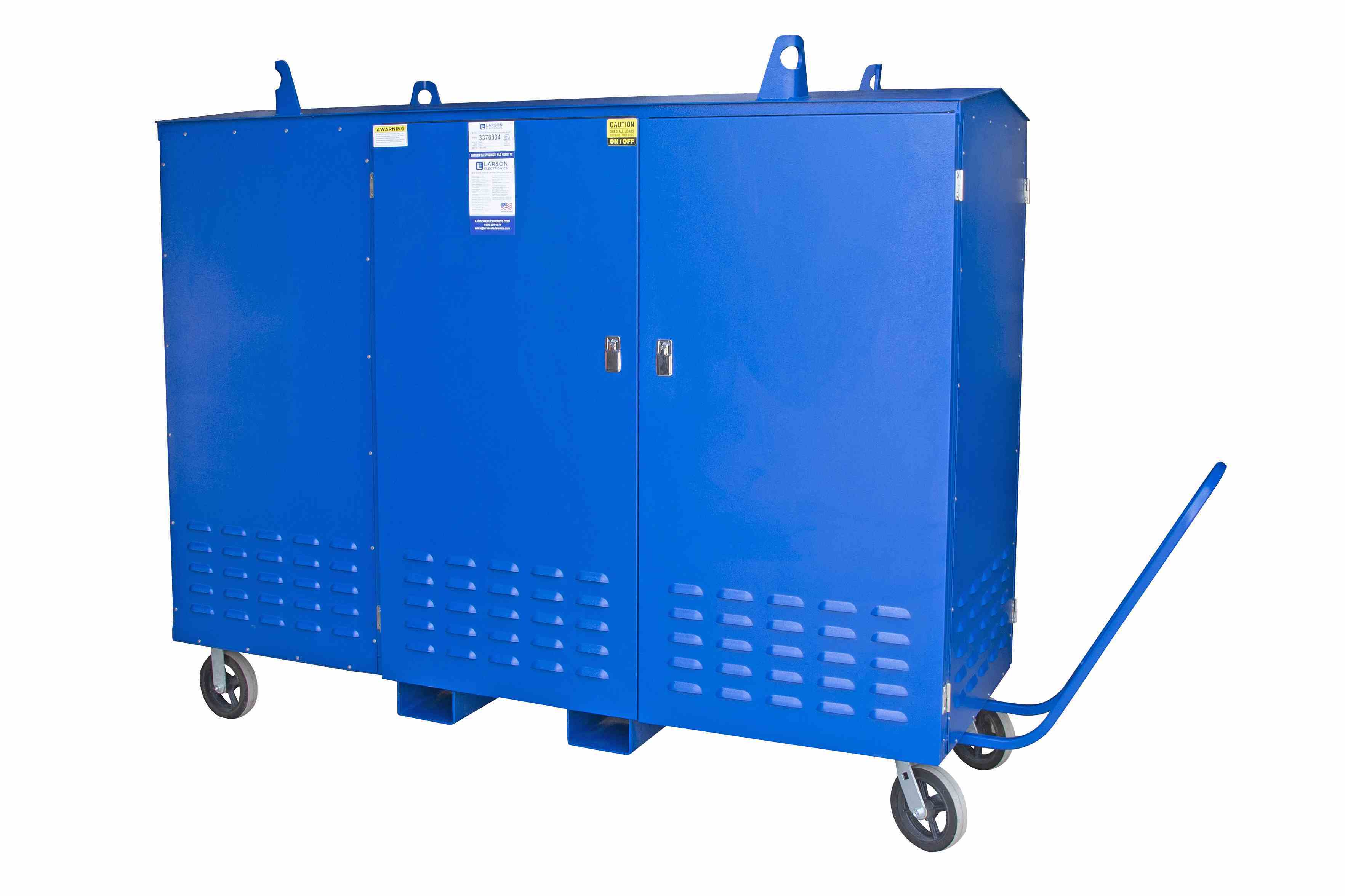 Replacement 10 KVA Transformer for MGS-DC-4X480.30A-10KVA-8X120.20A Power Distribution