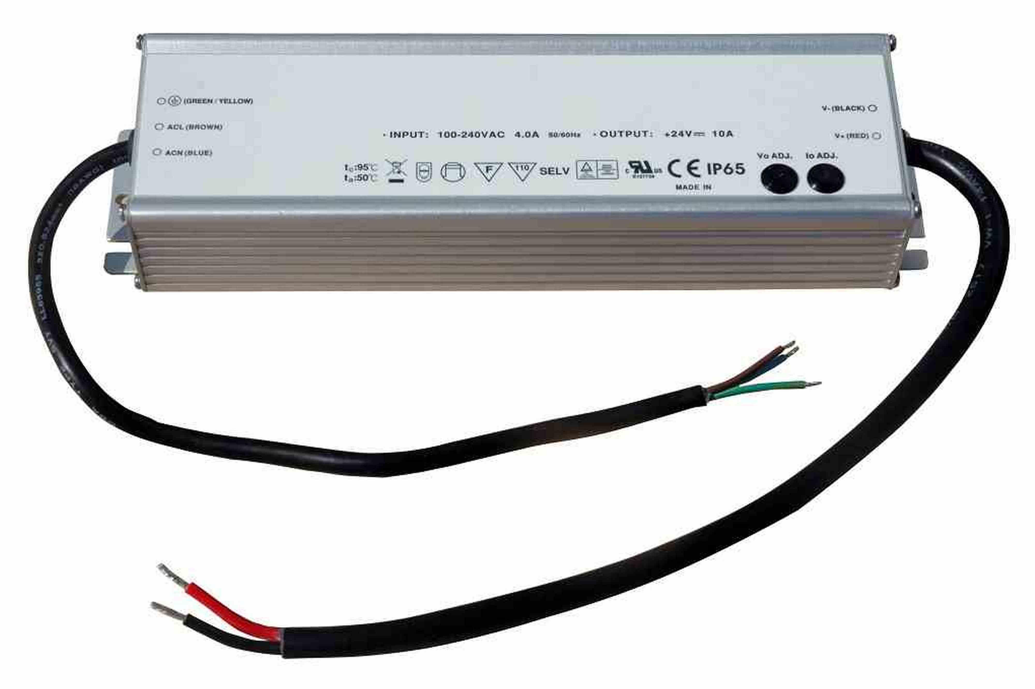 Replacement 480V Driver for GAU-48-160W-LED-V2-480V