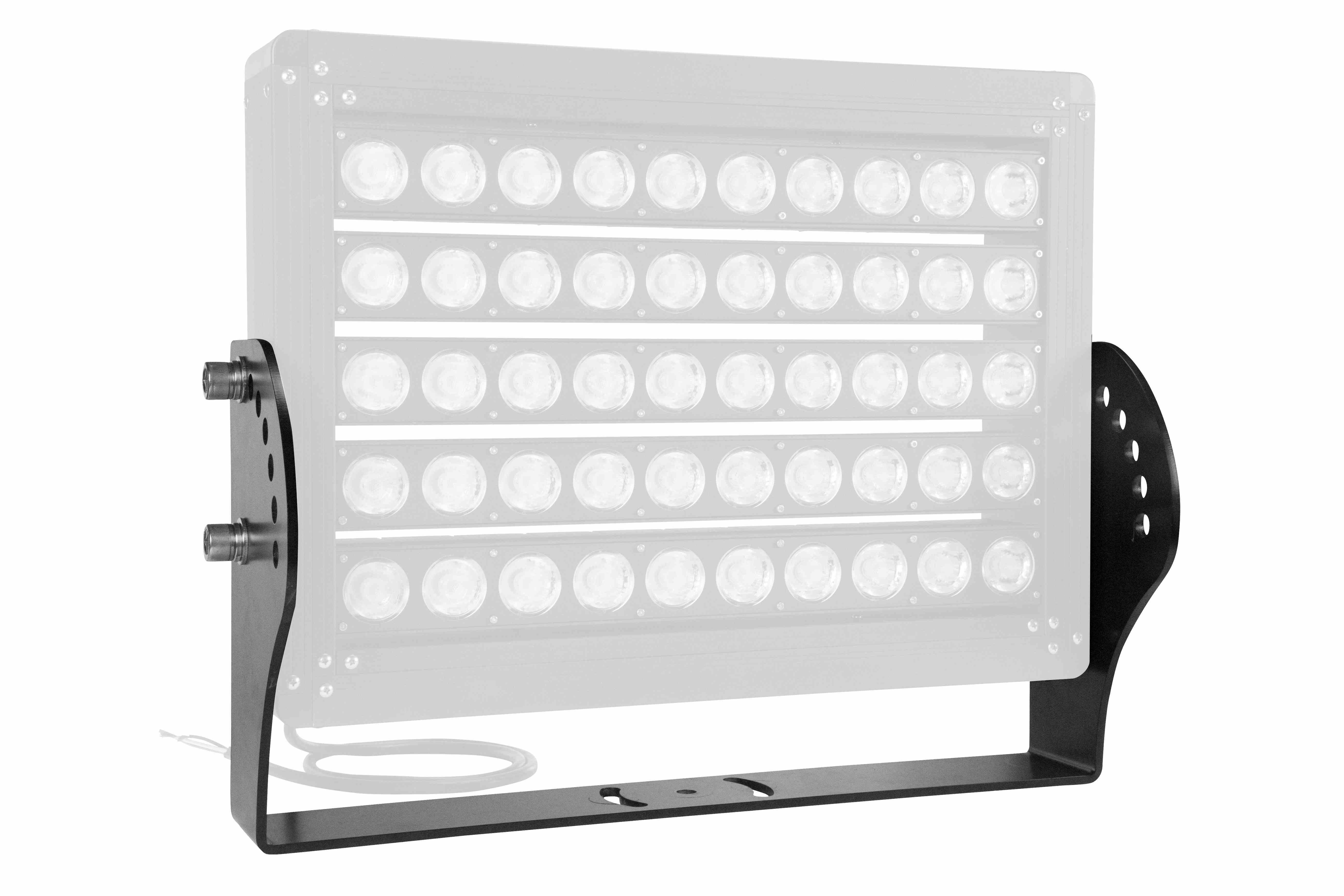Replacement Trunnion U-Bracket For GAU-LTL-500W-LED Series LED Lights