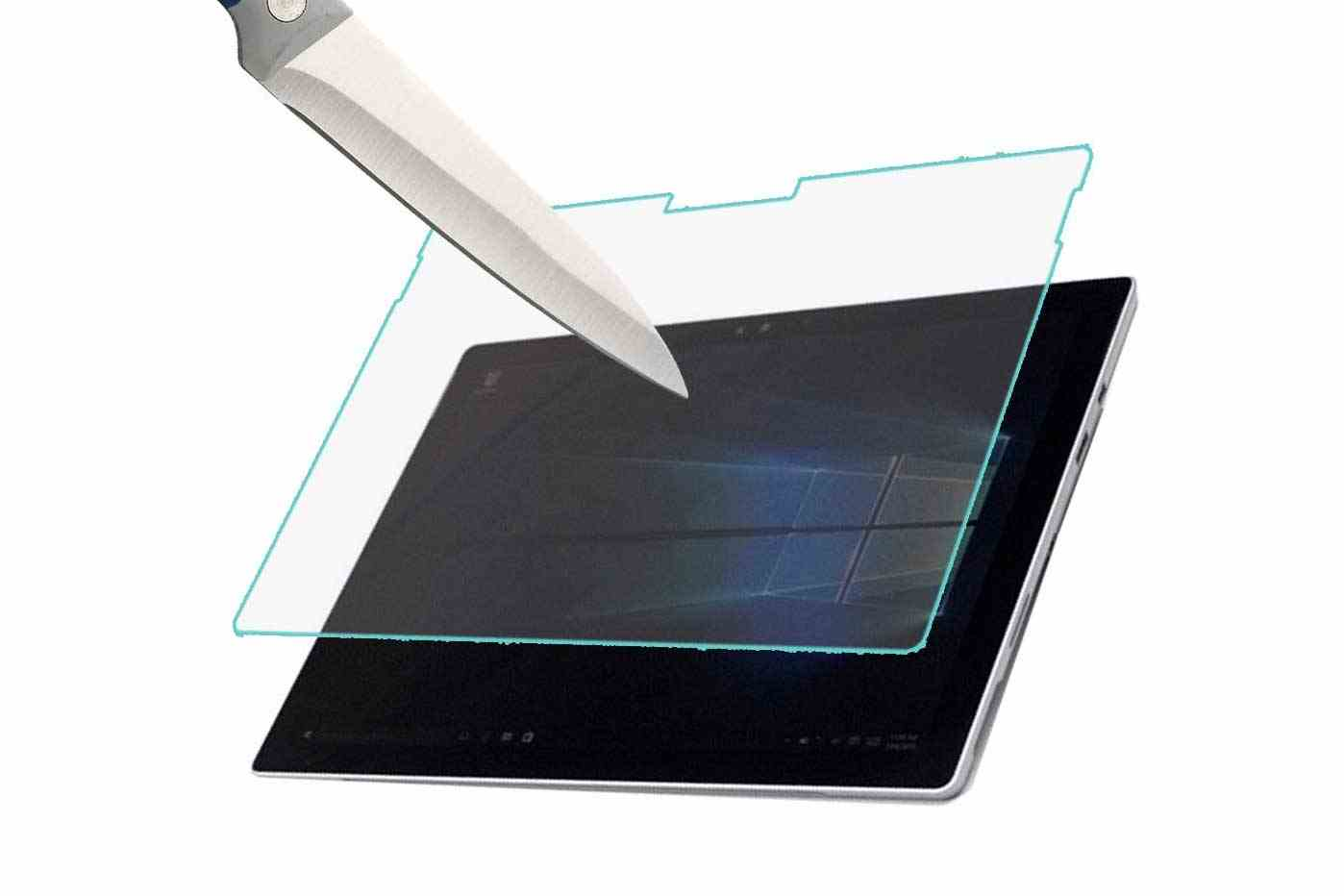 Tempered Glass Screen Protector for EXP-TBLT-10I-W10 Series Tablets