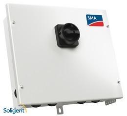 SMA America LLC: Sunny Tripower DC Connecton Unit(CU1000-US-10)