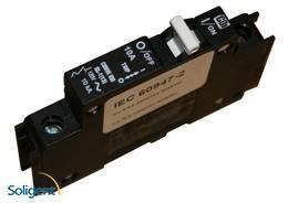 Midnite Solar Inc:DIN Mount Circuit Breaker (MNEAC50)