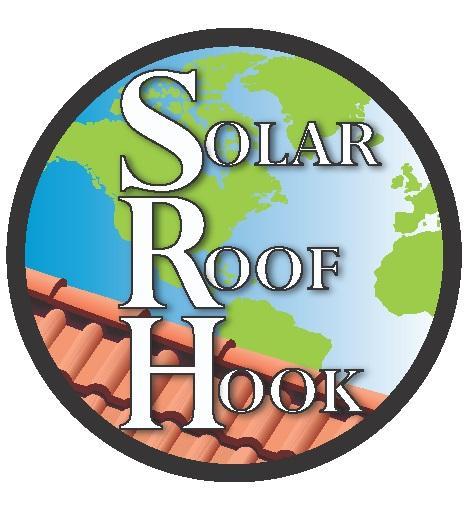 QuickBolt: All Tile Roof Hook, Bottom Mount (17600)