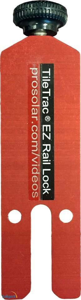 ProSolar:EZ Guide (A-TT-EZ Rail Lock)