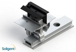UniRac Inc: Microrail, 40mm (230340B)