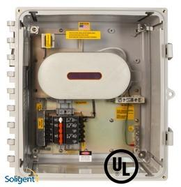 Midnite Solar Inc: Combiner box with Envoy S included (MNACENPR-3P20)